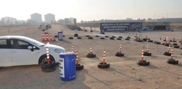 Обучение в турецкой школе вождения