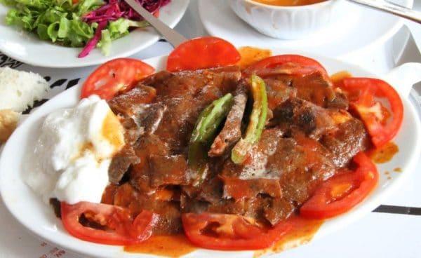 мало что сравнится с турецкимимясными блюдами