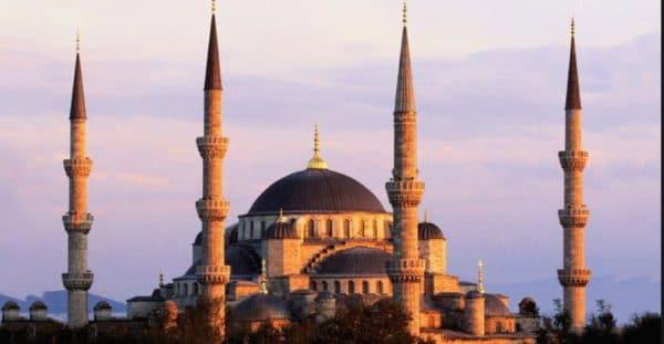 Ночь вознесения пророка Магомета к Аллаху (Miraç Kandili)