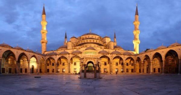 Шекер Байрам(Şeker bayramı) или Праздник Разговенья