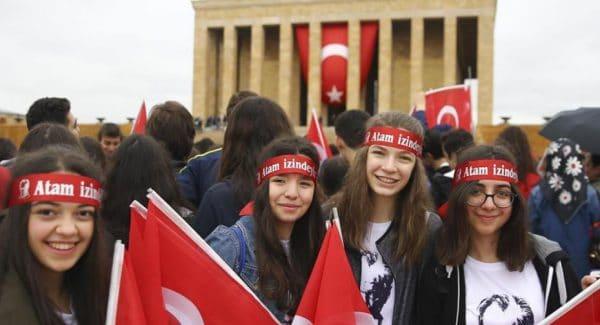 День молодежи и спорта и День памяти Мустафы Кемаля Ататюрка (Gençlik Bayramı)