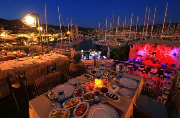 Marina Yacht Club Restaurant