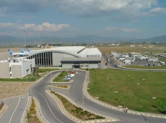 Аэропорт Milas-Bodrum