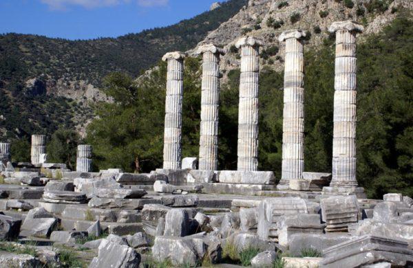 Приена (Эгейский регион, Турция)