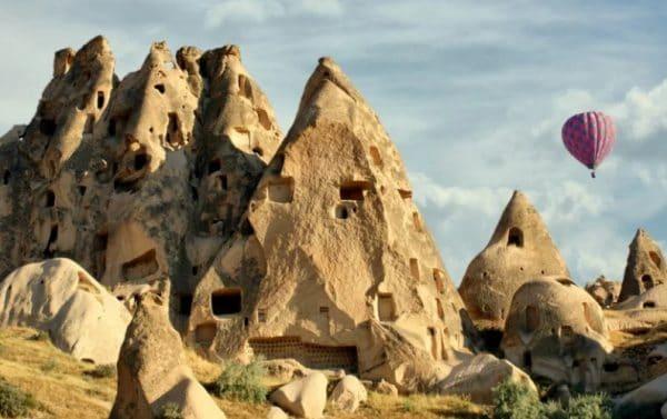 Каппадокия. Центральная Анатолия