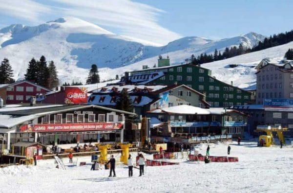 Зимний отдых в Турции