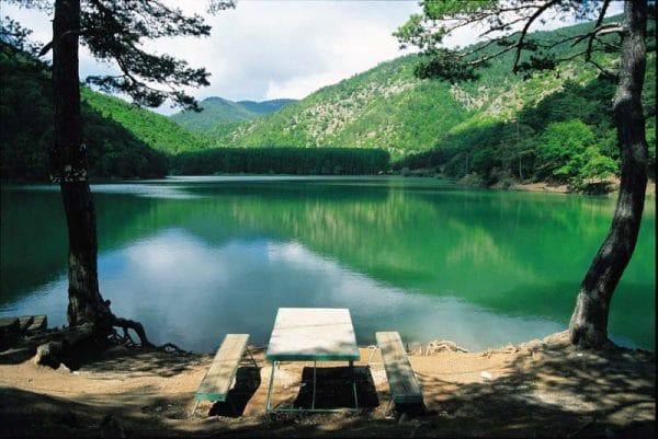 Озеро Борабай
