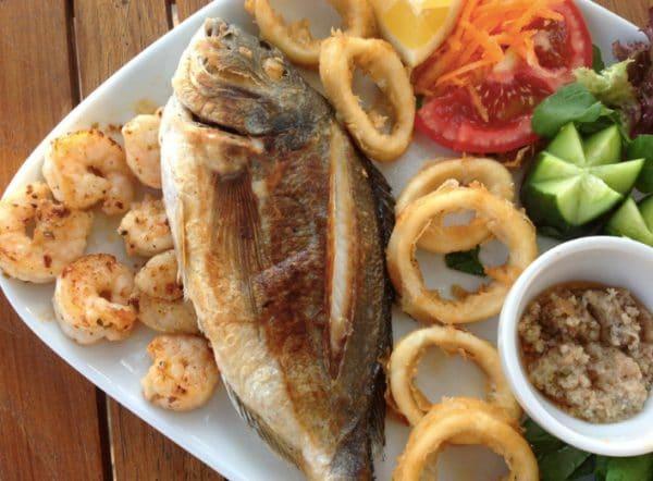Где поесть в Анталье