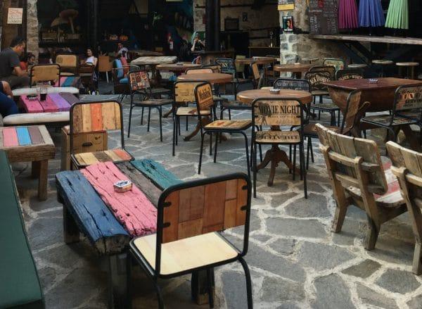 Кафе в Калейчи