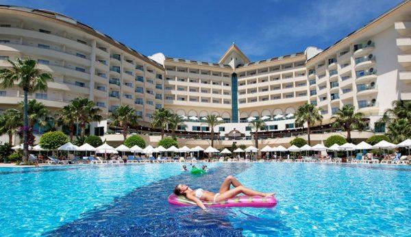 Проживание в отелях Аланьи