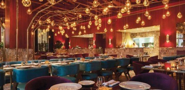 Ресторан в Белеке