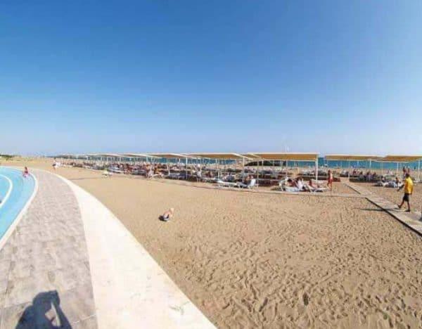 Пляж «Кунду»
