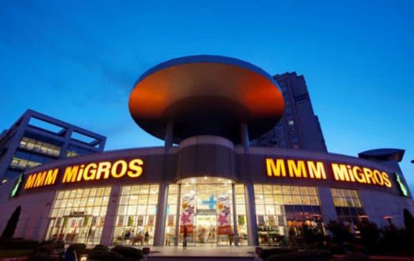 Мигрос в Манагавт