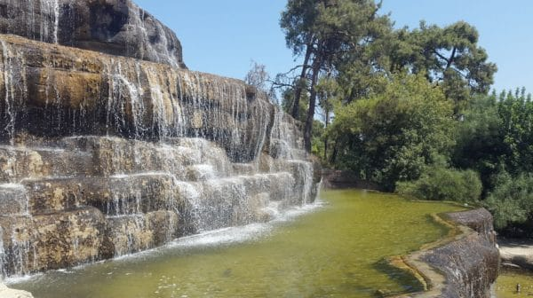 Манавгат фонтан, Турция