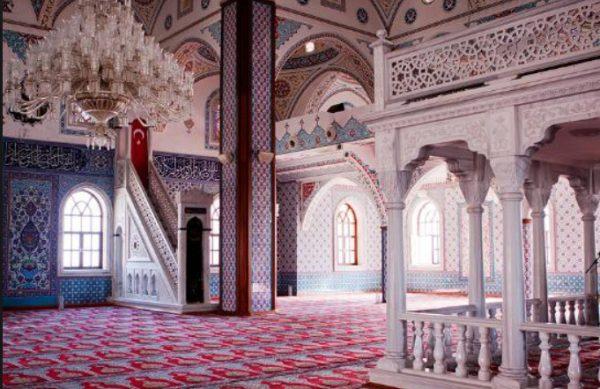 Merkez Külliye Cami