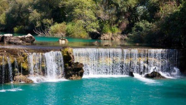 Водопад Манавгат, Турция