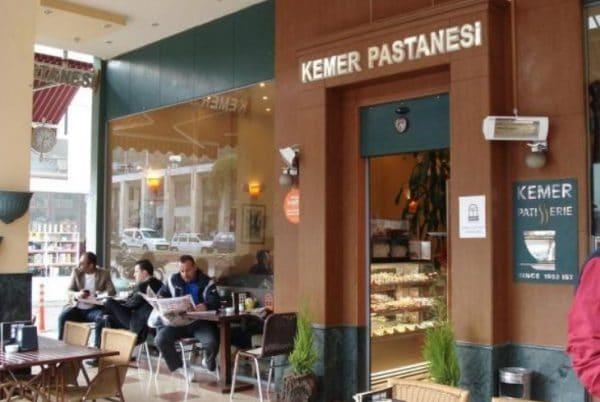 Ресторан в Кемере