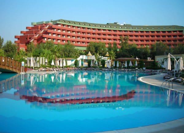 Delphin Deluxe Resort 5*