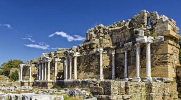 Нимфеум» – монументальный фонтан
