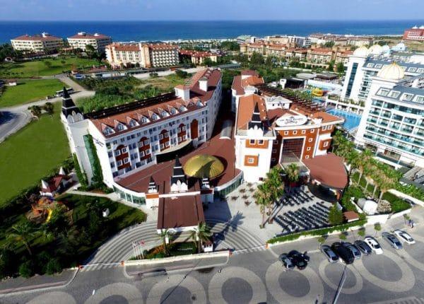 Курортный отель Side Royal Paradise