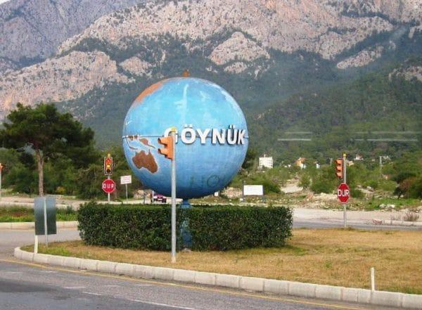 Поселок Гёйнюк