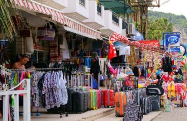 Бельдиби шоппинг