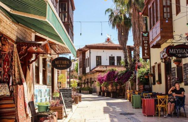 Старый город Калейчи