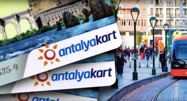 Мобильное приложение AntalyaKart
