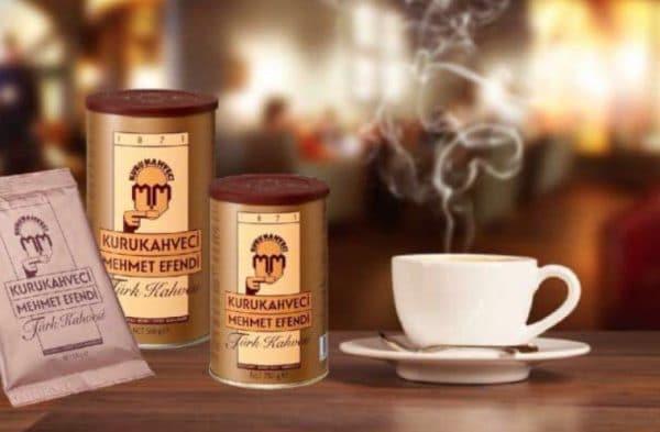 Один из лучших кофе – Kurukahveci Mehmet Efendi