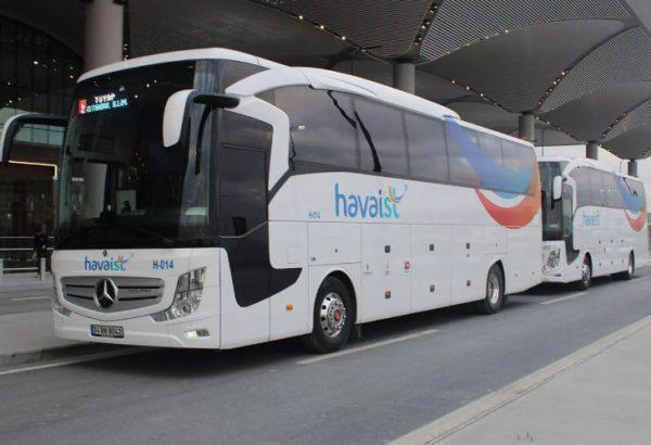 Как добраться из нового аэропорта Стамбула до города, отеля и Султанахмет