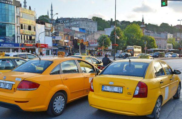Такси из Нового Аэропорта Стамбула