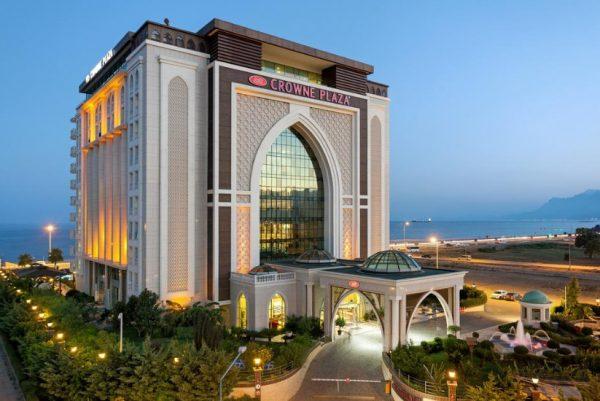 Crowne Plaza Hotel Antalya 5* (Коньяалты)