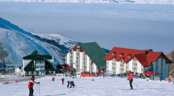 Основные горнолыжные курорты в Турции