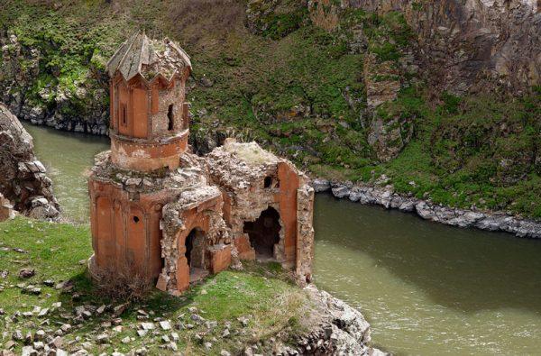 Турецкий город Ани: что посмотреть, как добраться, расположение на карте
