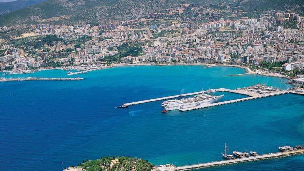 Все о курорте Кушадасы в Турции