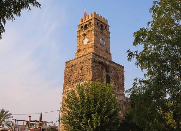 Часовую башню