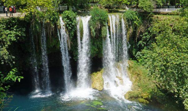 Водопады Верхний Дюден