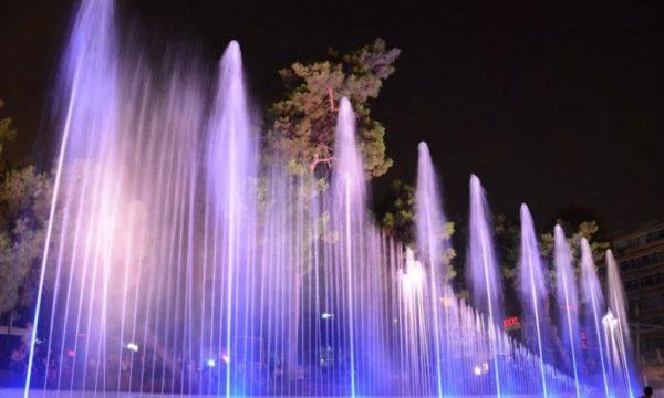 Танцующие фонтаны Анталия