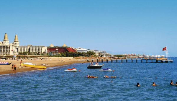 Пляжи Лары