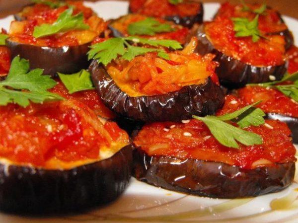Турецкие блюда из баклажанов: пошаговое приготовление