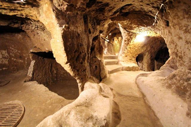 Что представляет собой подземный город Деринкую