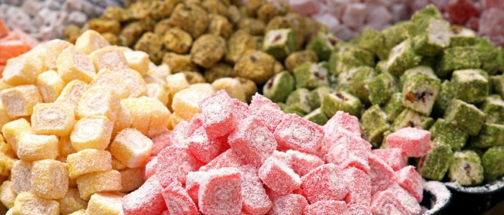 Восточные сладости: названия, состав, какие виды бывают, какие популярные в Турции