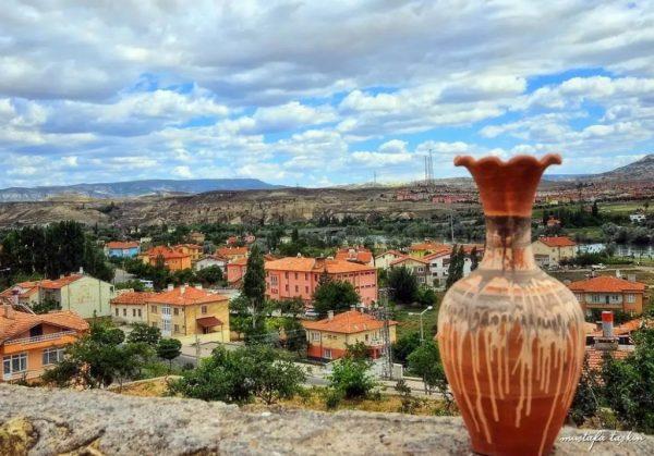 Аванос— город гончаров