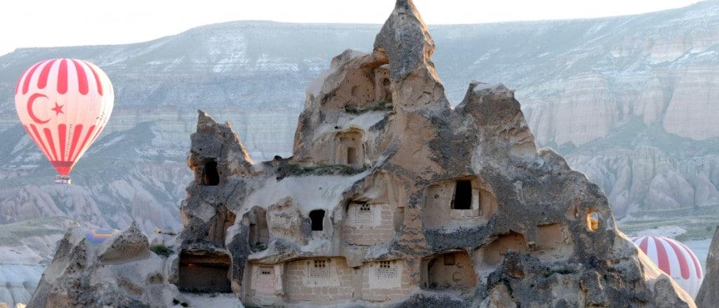 В Каппадокию самостоятельно - как добраться что посмотреть