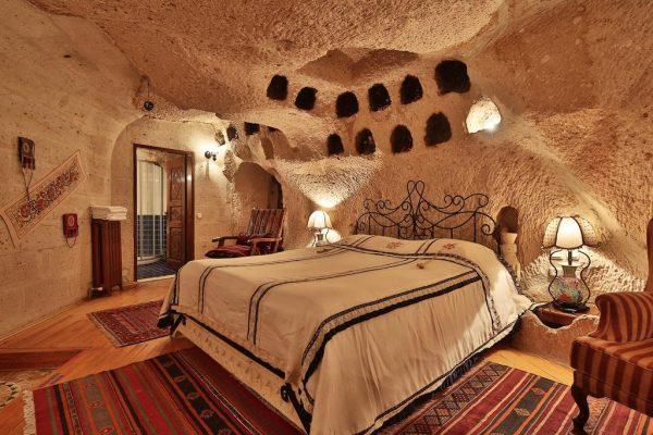 Гостиница в Каппадокии