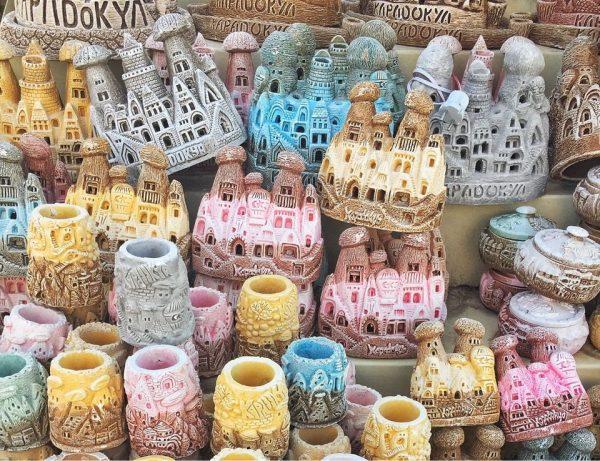 Что привести из Каппадокии и где купить сувениры