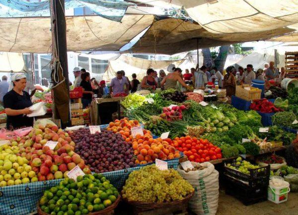 Ялыкавак рынок