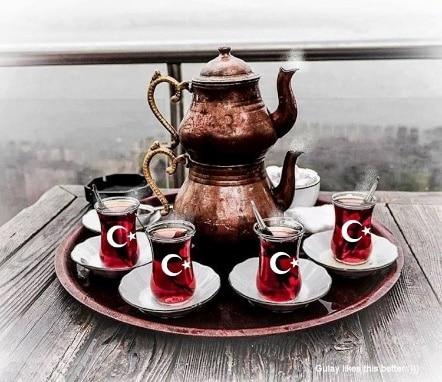 Правила распития турецкого чая