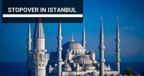 Как получить и сколько часов Стоповер в Стамбуле?