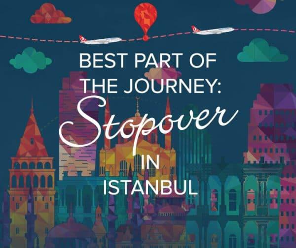 Как приобрести ваучер на бесплатный отель по программе Стоповер в Стамбуле